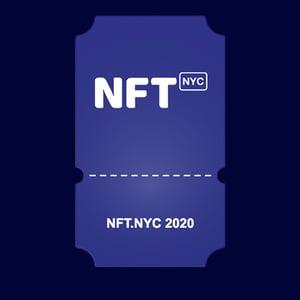 NFTNYC 2020 Ticket